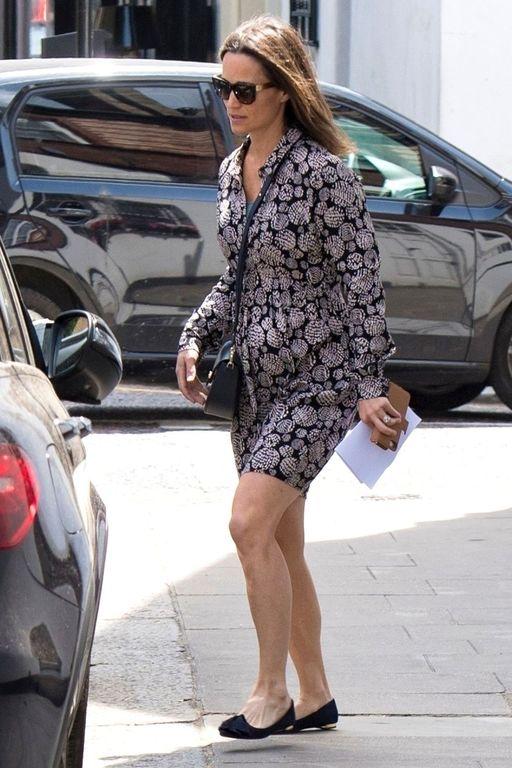 Oι 12 πιο σικάτες εμφανίσεις της  Pippa Middlenton ως μέλλουσα μαμά (vid)