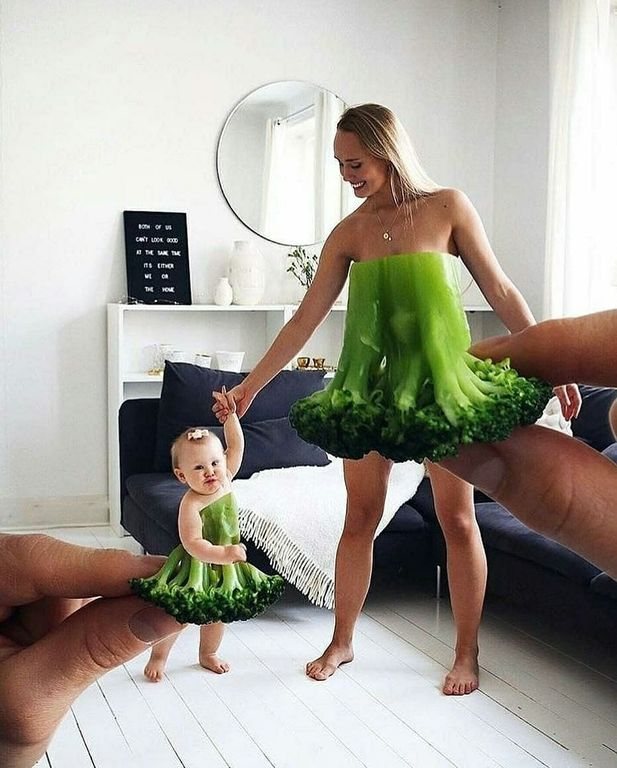 Αυτοί οι γόνείς έχουν πλάκα!Δείτε τις ευφάνταστες φωτογραφίες που βγάζουν με τα παιδάκια τους (pics)