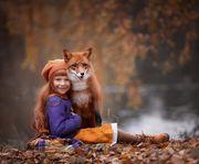 Αυτές οι φωτογραφίες παιδιών και ζώων είναι απλά επληκτικές (pics)
