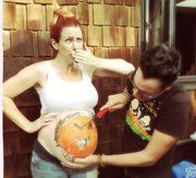Η ηθοποιός γέννησε! Δείτε την πρώτη φωτογραφία του γιου της (pics)