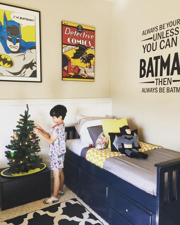 Ιδέες για να στολίσετε το παιδικό δωμάτιο (pics)