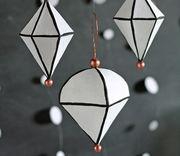 Φτιάξε απίθανες χριστουγεννιάτικες κατασκευές και διακοσμητικά για το σπίτι με τα παιδιά σας! (pics) Πηγή φωτογραφίας: I heart naptime
