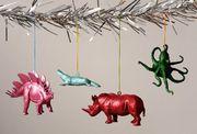 Φτιάξε απίθανες χριστουγεννιάτικες κατασκευές και διακοσμητικά για το σπίτι με τα παιδιά σας! (pics) Πηγή φωτογραφίας: Curbly