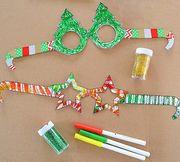 Φτιάξε απίθανες χριστουγεννιάτικες κατασκευές και διακοσμητικά για το σπίτι με τα παιδιά σας! (pics) Πηγή φωτογραφίας: Picklebums