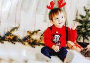 Μωρά ντυμένα τάρανδοι: Θα σας φτιάξουν τη μέρα! (pics)