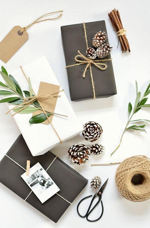 Έξυπνες και πρωτότυπες ιδέες για να τυλίξετε τα χριστουγεννιάτικα δώρα σας (pics)  Πηγή φωτογραφίας:  Burkatron