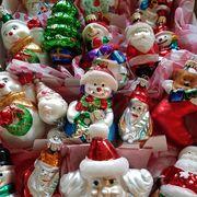 Vintage χριστουγεννιάτικα στολίδια: Θυμίζουν και σε εσάς τα παιδικά σας χρόνια; (pics)