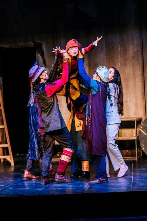 Δελτίο τύπου: Χριστούγεννα με τον «Πήτερ Παν» στο Θέατρο Αθηνά - Εορταστικό Πρόγραμμα Παραστάσεων