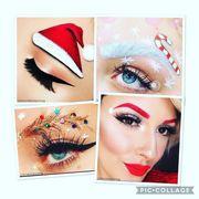 Αυτή η χριστουγεννιάτικη μόδα στα φρύδια έχει διχάσει τις γυναίκες (pics)