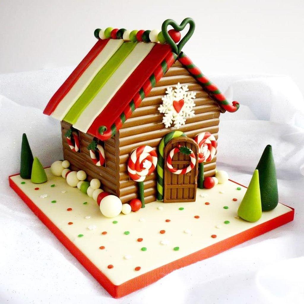 Gingerbread Houses – Τα πιο γλυκά σπιτάκια των Χριστουγέννων! (pics)