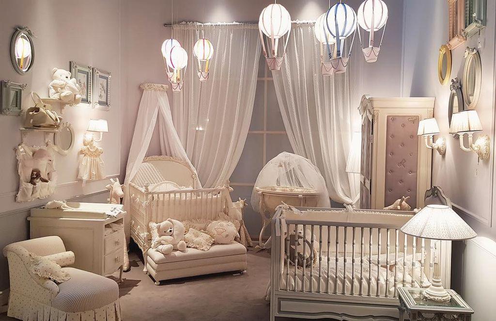 Ο καινούργιος χρόνος θα φέρει το μωρό σας; Ιδέες για να ετοιμάσετε το βρεφικό δωμάτιο (pics)