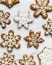 Συνταγή για να φτιάξετε τα πιο λαχταριστά snowflake cookies!  (pics & vid)