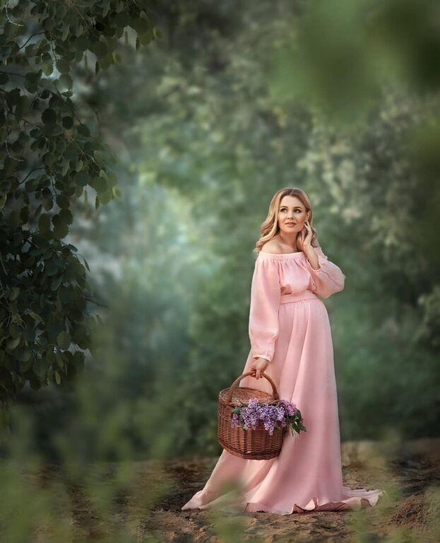 Μέλλουσες μητέρες φωτογραφίζονται στην εξοχή- Ονειρεμένες φωτογραφίες (pics)