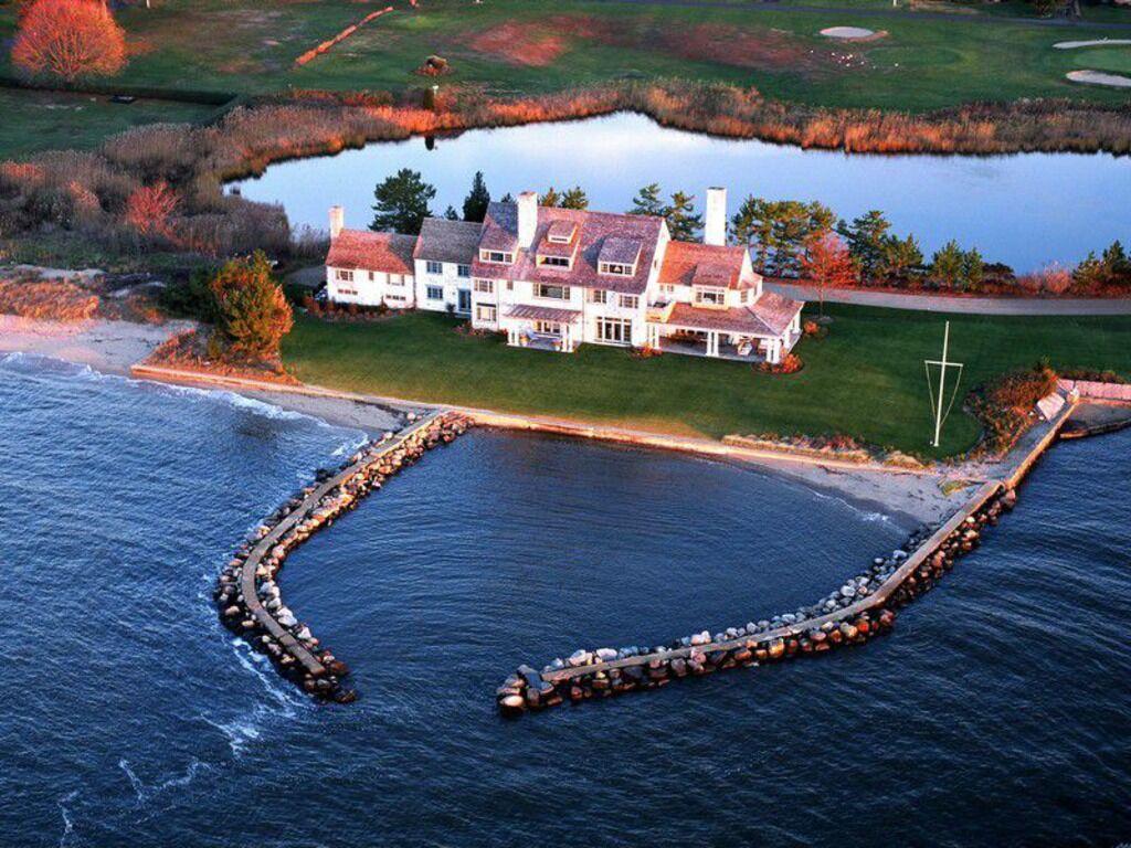 Katherine Hepburn: Το σπίτι της στο Connecticut – Μυθικό όπως και η ίδια (pics).