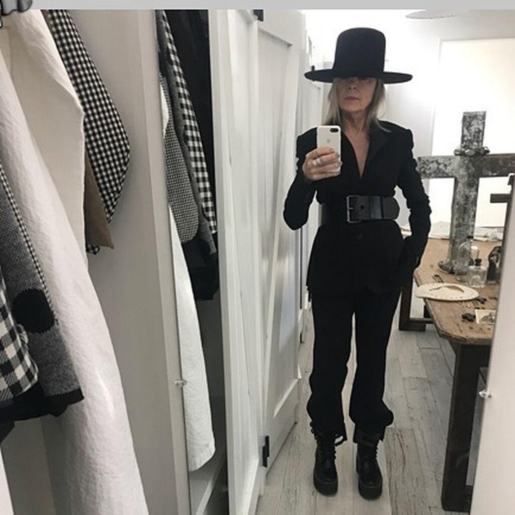 Είναι η Diane Keaton!
