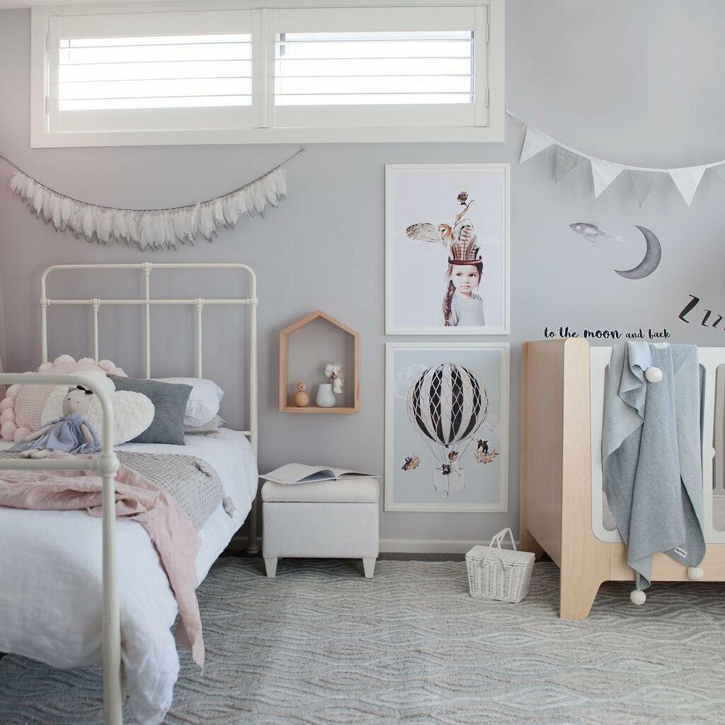 Από το μωρό στο παιδί: Ανανεώστε τη διακόσμηση του παιδικού δωματίου (pics)