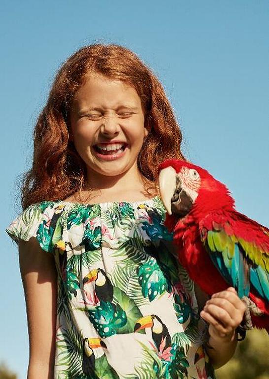 Kate Morgan Studio x H&M, μια παιδική συλλογή εμπνευσμένη από την άγρια φύση και τα ζώα