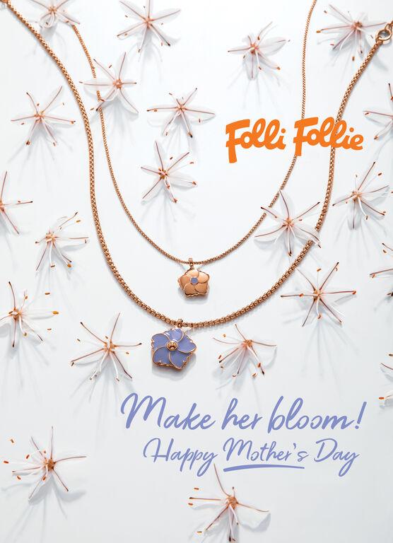 Η Folli Follie γιορτάζει την Ημέρα της Μητέρας με μια ξεχωριστή συλλογή κοσμημάτων