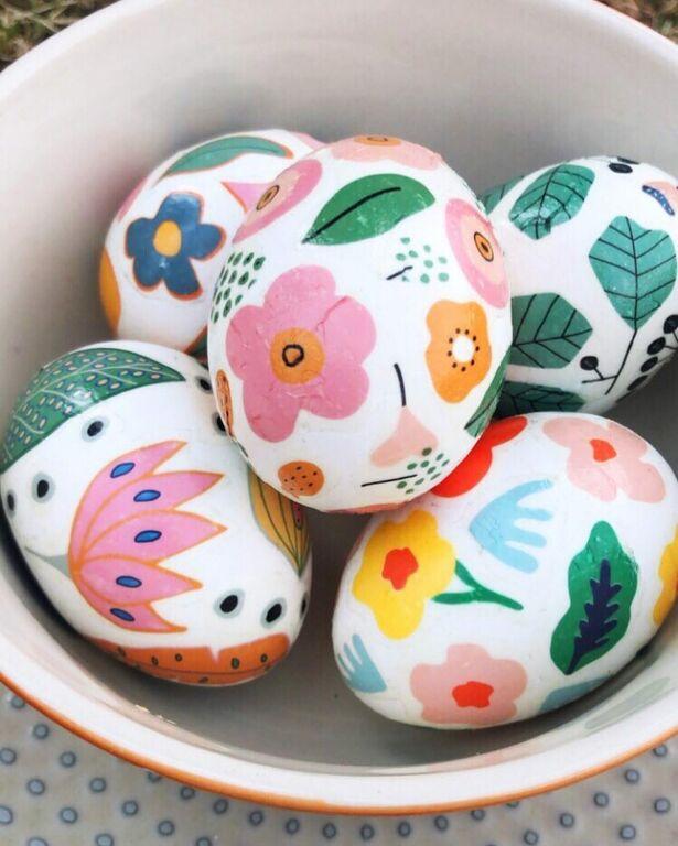 Πασχαλινά αυγά: Μοναδικές ιδέες και τεχνικές για να τα διακοσμήσετε (pics & vid)