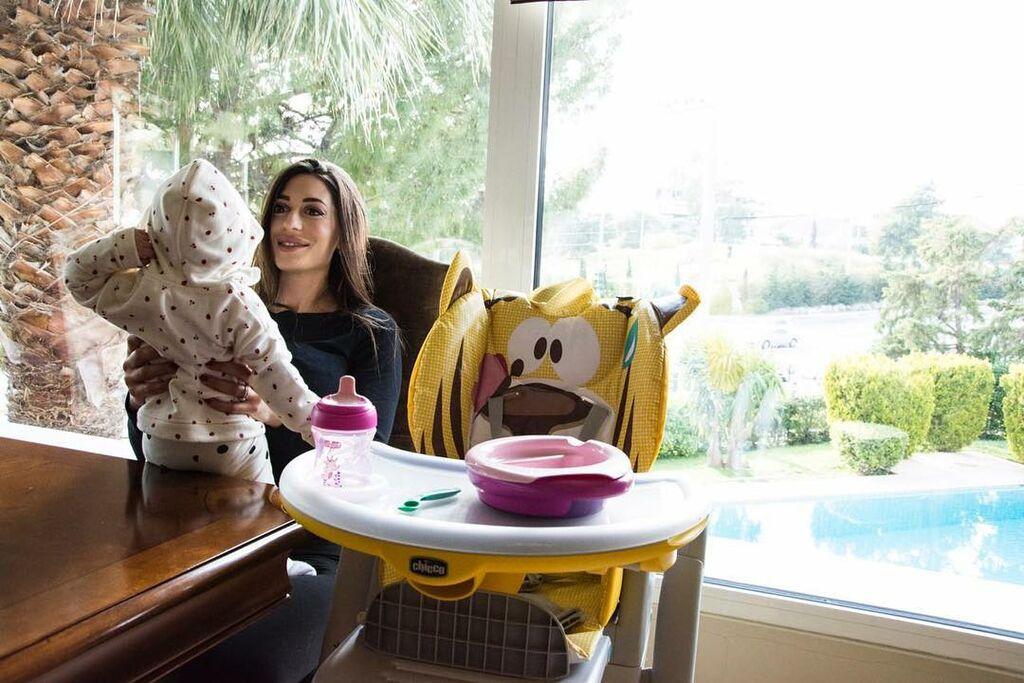 Φλορίτσα Πετρουτσέλι: Η τούρτα έκπληξη για τα γενέθλια του συζύγου της και η τρυφερή ευχή (pics)
