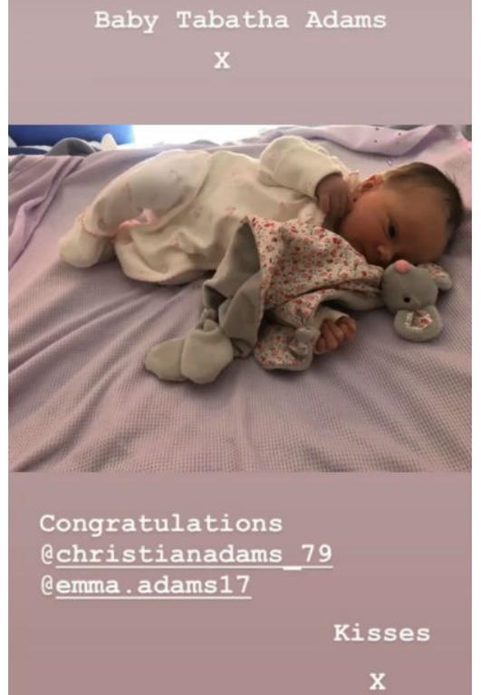 Το νέο μέλος της οικογένειας Beckham - Η ανάρτηση της Victoria Beckham στο Instagram (pics)