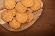 Μπισκότα με ginger. Το ginger έχει πολύ ιδιαίτερη γεύση και δεν αρέσει σε όλους. Εάν ωστόσο υποφέρετε από πρωινές ναυτίες, μπορεί να κάνει θαύματα!