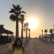 Αυτή η είναι η φωτογραφία προφίλ της όμορφης Βαλέριας. Η Βαλέρια είναι η μικρότερη και η πιο «νέα» στην παρέα του Instagram. Έχει κάνει μόνο μία ανάρτηση και την ακολουθούν μόλις 137 χρήστες.
