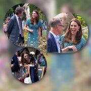 Kate Middleton: Τόσο χαλαρή δεν την έχετε ξαναδεί (pics)