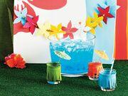 Παιδικό πάρτι με θέμα την Χαβάη. Το ιδανικό εάν θέλετε να κάνετε ένα εξωτικό πάρτι με άρωμα... τροπικό!
