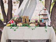 Παιδικό πάρτι με θέμα... τη φύση. Εάν κάνετε το πάρτι σε εξωτερικό χώρο θα είναι μία ενδιαφέρουσα επιλογή!