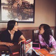 Άλλη μία φωτογραφία της Kim Kardashian με την North.