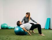 Ασκήσεις με μπάλα