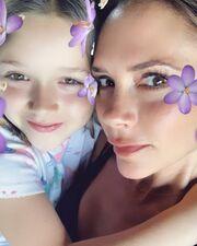 Οι γονείς της δημοσίευσαν φωτογραφίες και ευχές για την κόρη τους