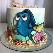 Πρωτότυπες τούρτες γενεθλίων για καλοκαιρινά πάρτι (pics+vid)