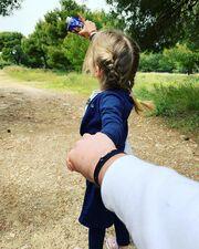 Χρόνια Πολλά Μαρίνα! Η κόρη της Ελένης Μενεγάκη & του Μάκη Παντζόπουλου γιορτάζει (pics)
