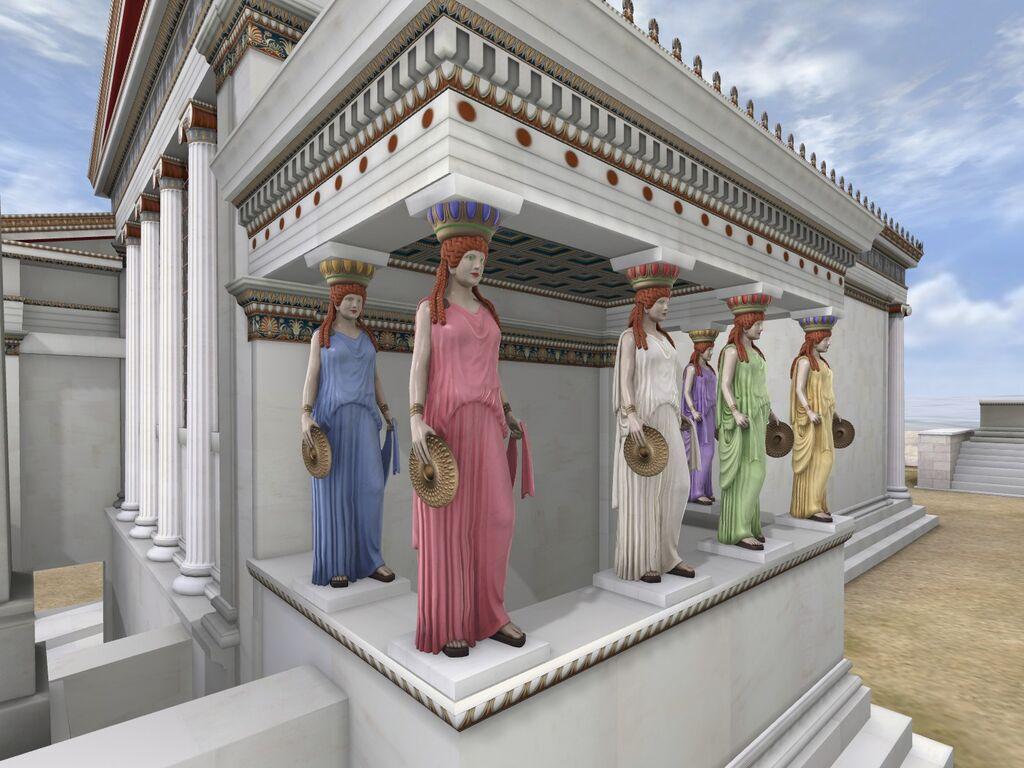 Καλοκαίρι στον «Ελληνικό Κόσμο» με θερινές προβολές στη «ΘΟΛΟ» Εικονικής Πραγματικότητας