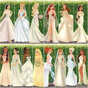 Όλες μαζί οι πριγκίπισσες της Disney