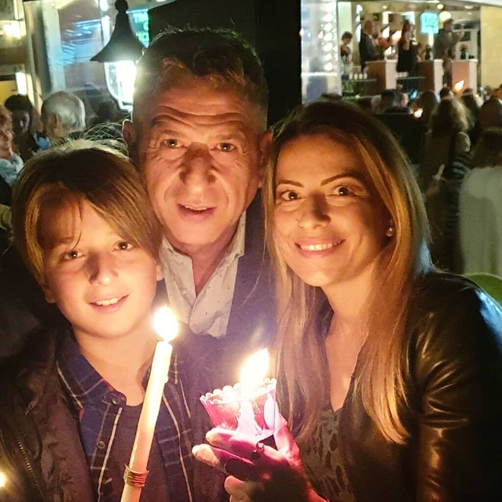 Με την οικογένειά του στη Ζάκυνθο φέτος το Πάσχα