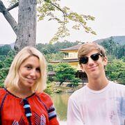 «Χαρούμενα γενέθλια Ολυμπία, σε αγαπώ πάρα πολύ!», σχολίασε και ο αδερφός της Οδυσσέας, δημοσιεύοντας φωτογραφία από το ταξίδι τους στην Ιαπωνία.