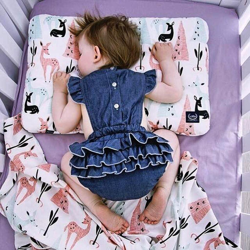 Απαλό μαξιλαράκι ύπνου για μωρά και νήπια