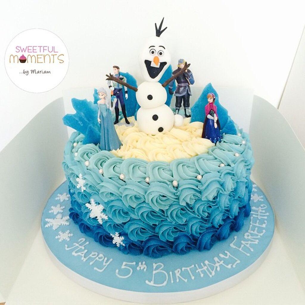 Frozen Πηγή φωτογραφίας: Instagram @sweetfulmoments