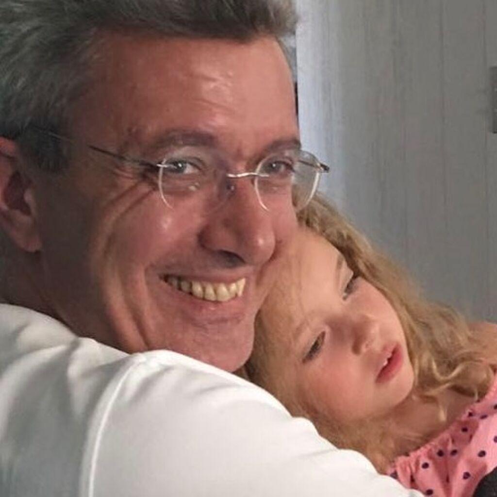 """""""Χρόνια σου πολλά μωρό μου! Να έχεις υγεία και να είσαι καλότυχη! #daddysgirl #birthday"""" ευχήθηκε στην κόρη του ο ευτυχισμένος μπαμπάς."""