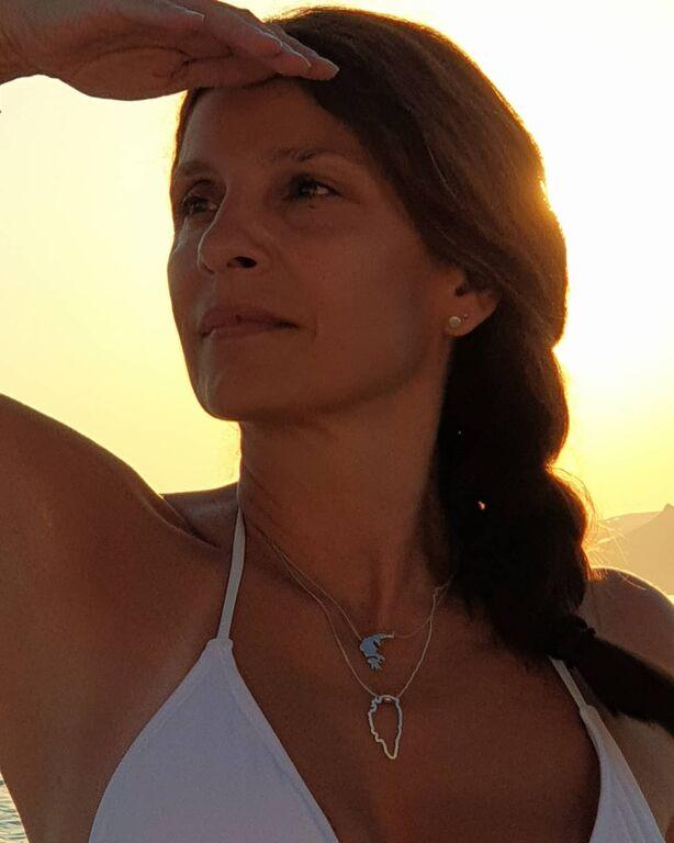 Πόπη Τσαπανίδου: Οι φωτογραφίες από τις διακοπές της που ενθουσίασαν τους  followers της