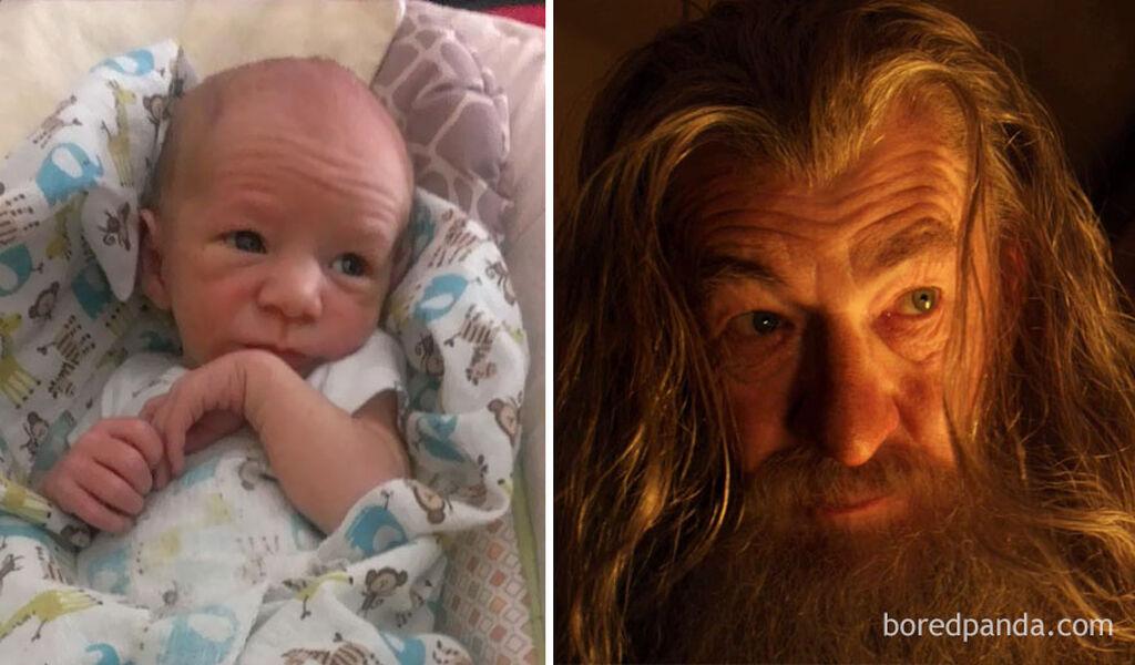 Gandalf Πηγή φωτογραφίας: reddit.com