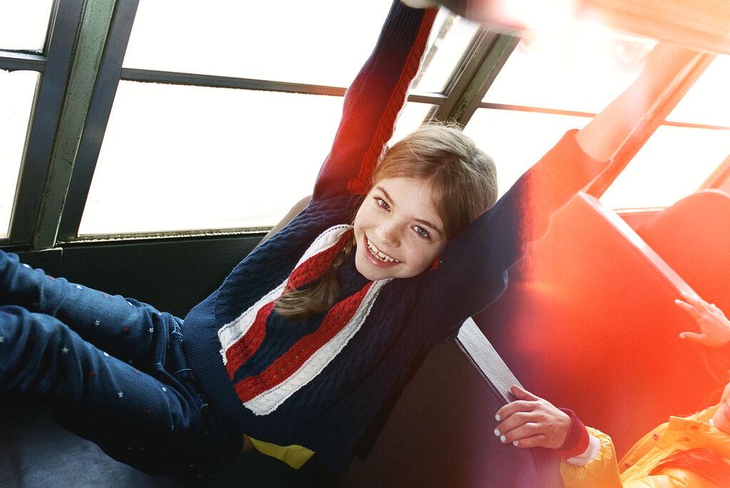 Back to School  με τη φθινοπωρινή συλλογή Tommy Hilfiger Kids 2019