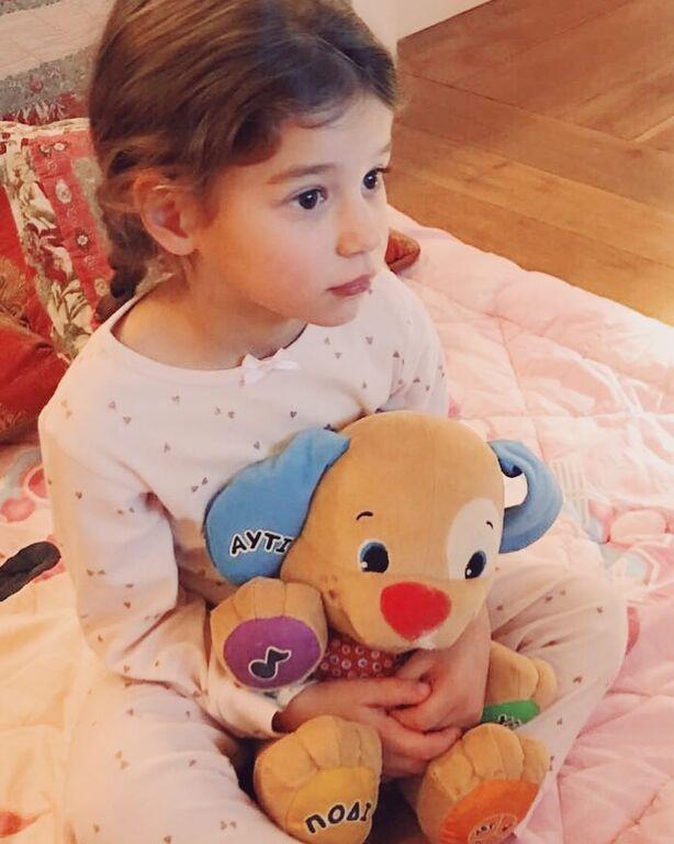 To 2013  γεννήθηκε η δεύτερη κόρη του Σάκη Ρουβά και της Κάτιας Ζυγούλη. Η μικρή Αριάδνη είναι  6 ετών και φέτος θα πάει στην πρώτη δημοτικού.
