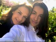 Πέγκυ Σταθακοπούλου: Δείτε πόσο έχει μεγαλώσει η κόρη της, Χριστίνα (pics)