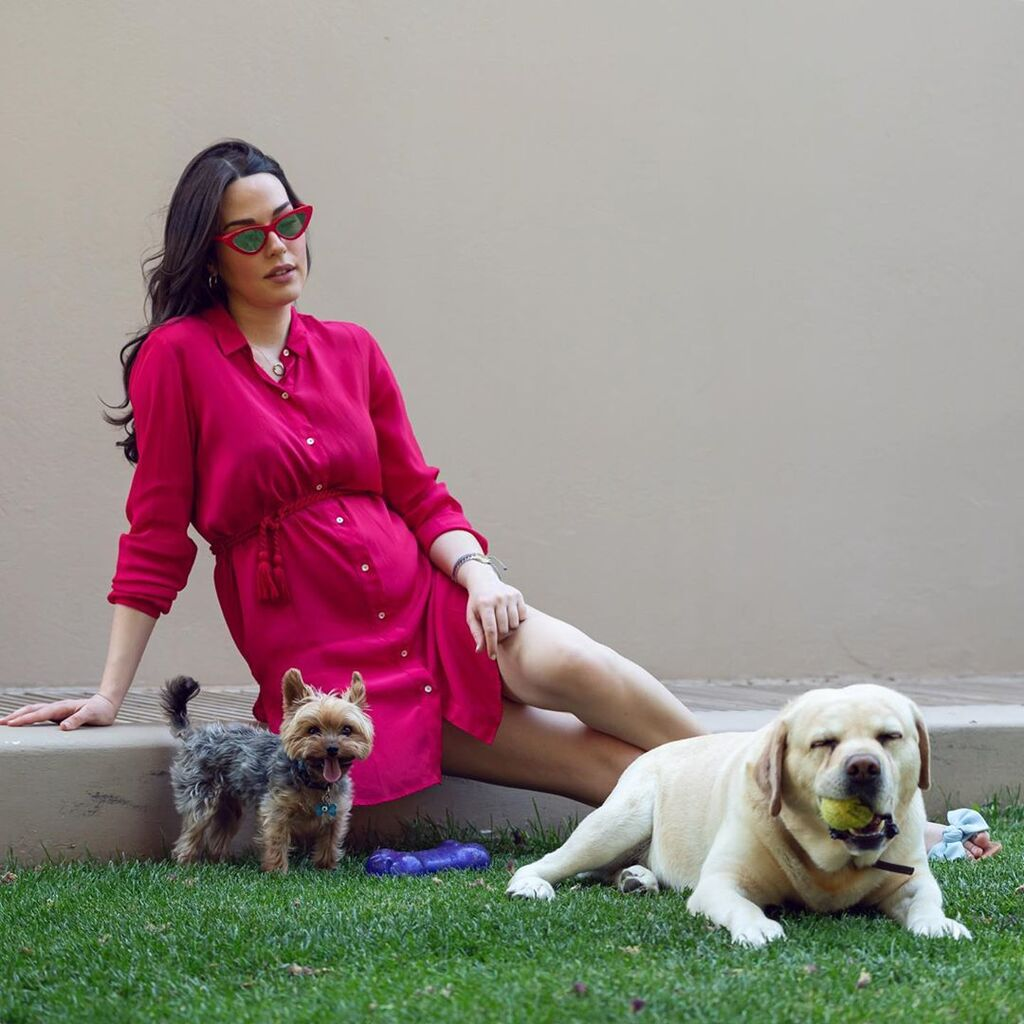 Η Ισμήνη Νταφοπούλου διανύει μία από τις πιο ευτυχισμένες περιόδους της ζωής της.