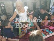 Ελληνίδα δημοσιογράφος γιόρτασε τα 7α γενέθλια της κόρης της - Αποκλειστικές φώτο (pics)