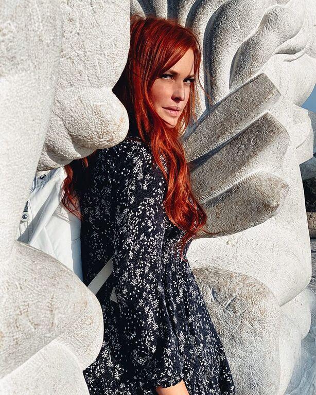 Η γνωστή παρουσιάστρια ταξίδεψε πρόσφατα στο Ισραήλ